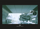 Star Wars Classic RMQ Hangar Shuttle