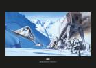 Star Wars Classic RMQ Hoth Battle Snowspeeder