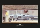 Star Wars Classic RMQ Mos Eisley Hangar