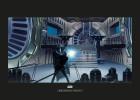 Star Wars Classic RMQ Vader Luke Throneroom