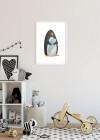 Cute Animal Penguin