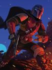 Star Wars Mandalorian Ambush