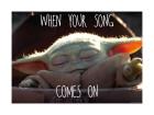 Star Wars Mandalorian The Child Music