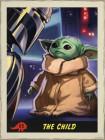 Star Wars Mandalorian The Child Trading Card