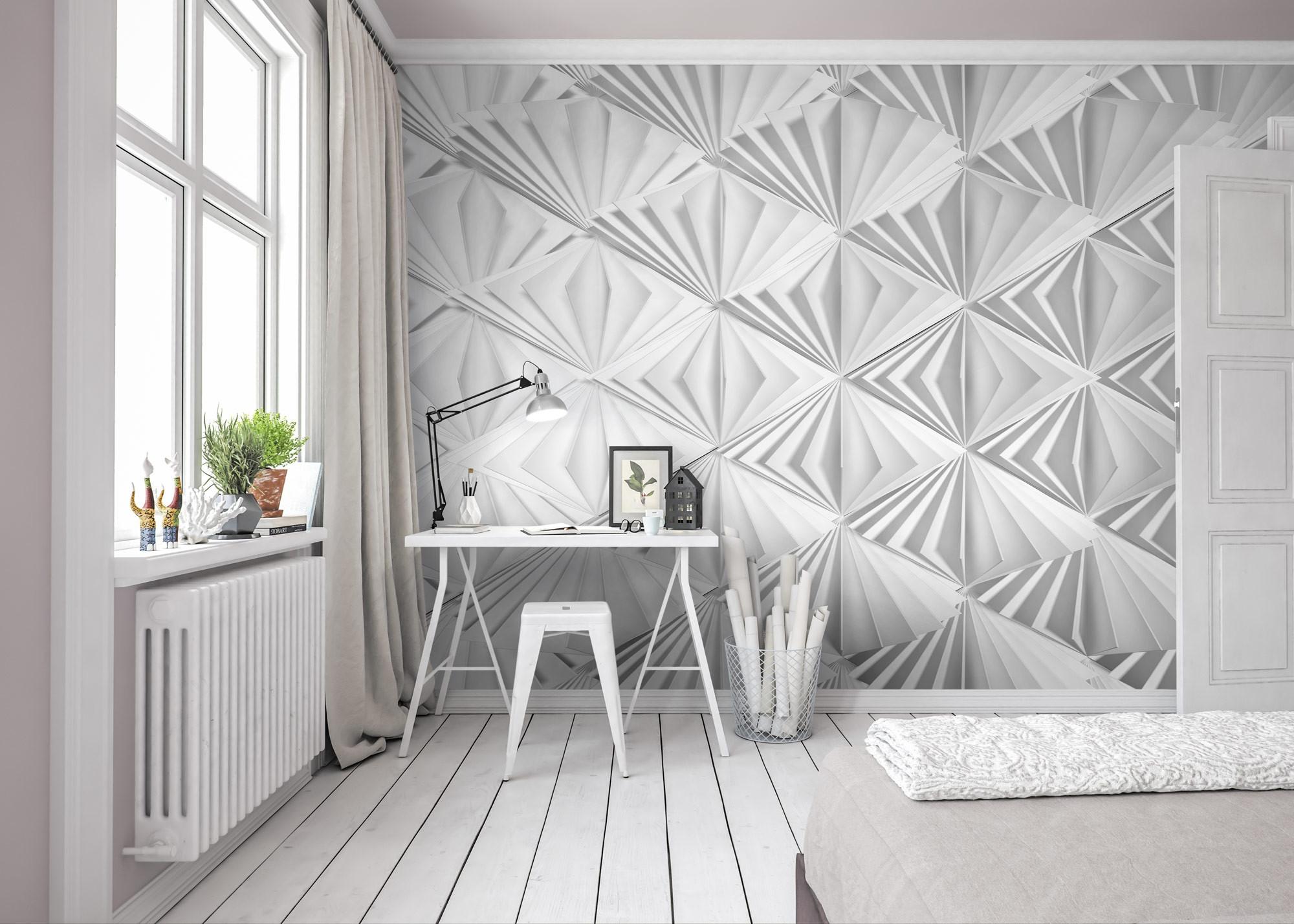 Fototapete Grau Wei : Geräumiges moderne dekoration fototapete grau weis einzigartige