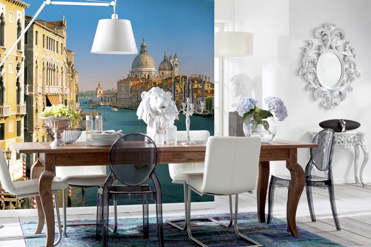 fototapete venezia von komar. Black Bedroom Furniture Sets. Home Design Ideas
