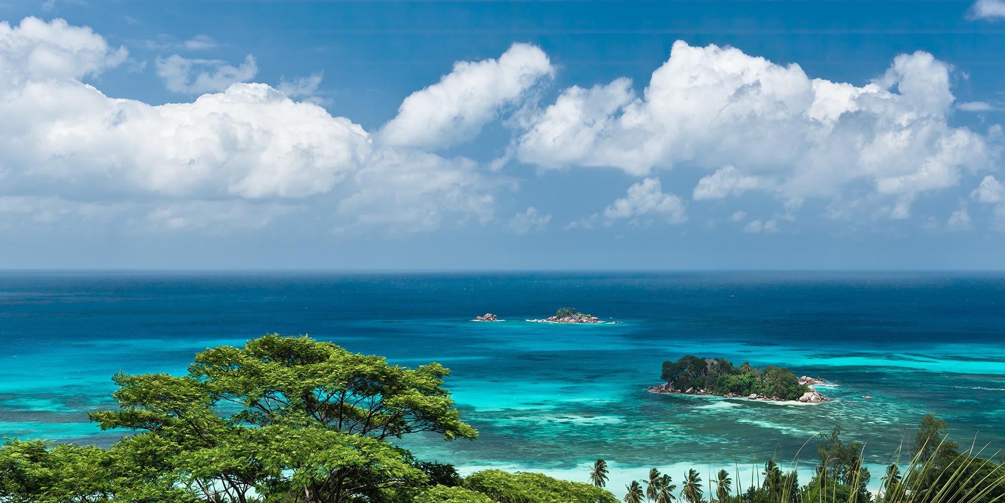 Digitaldrucktapete The Sea View