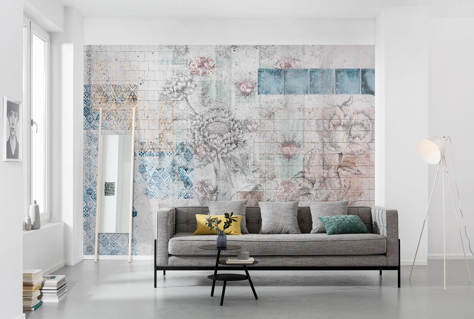 Fototapete Grau Wei : Elegant fototapete grau weiß zusammen mit oder in verbindung