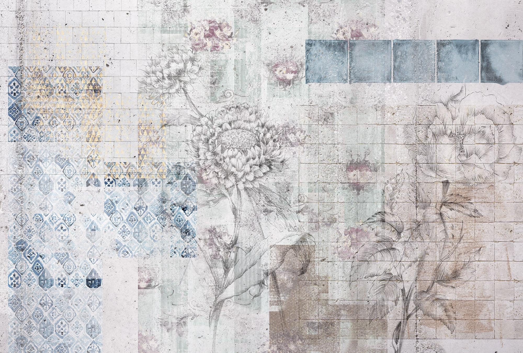 Fototapete Grau Wei : Grau tapete wohnzimmer kreativ on beabsichtigt designtapeten