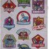 Avengers  Classic Badges