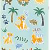 Lion King Palmtrees