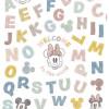 Mickey Alphabet