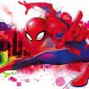 Spider-Man Graffiti