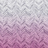 Herringbone Pink Panel