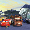 Cars Beach Race