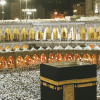 Kaaba at Night
