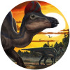 Corythosaurus Sunset