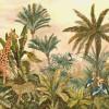 Tropical Vintage Garden
