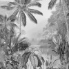 Lac Tropical Black & White