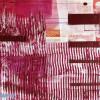 Fringe Upswept red