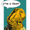 Star Wars Classic Comic Quote Stormtrooper