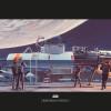 Star Wars Classic RMQ Death Star Control