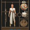 Star Wars Toy Rey