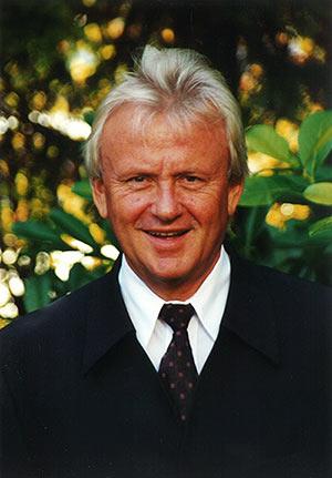 Gerhard Komar, Unternehmensgründer