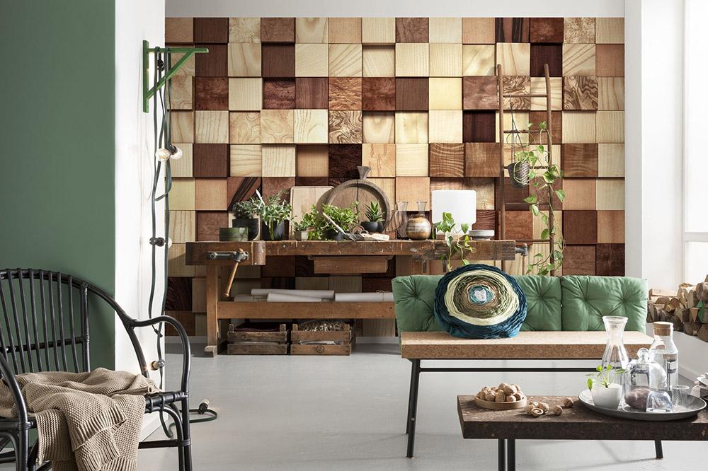 Kreative und innovative Raumgestaltung mit Design Tapeten