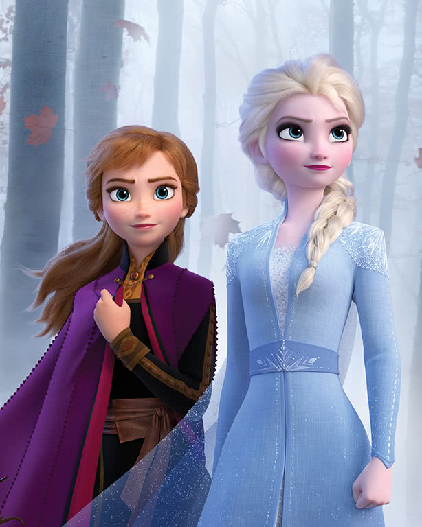 Frozen Fototapeten