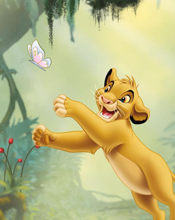 König der Löwen Tapeten