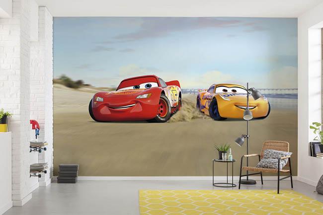 Cars Tapeten – Auto-Abenteuer fürs eigene Zuhause