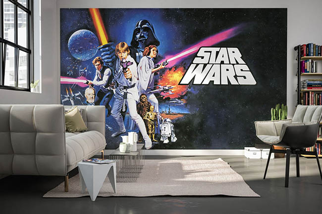 Star Wars Tapeten – Eine Reise durch die Galaxie