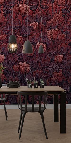 Zur Autumn Rouge Inspiration