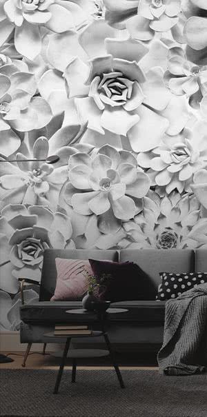 Zu den Floralen Fototapeten