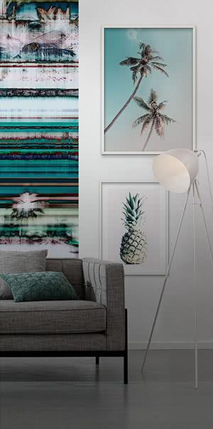 Zu den Pflanzen Wandbilder