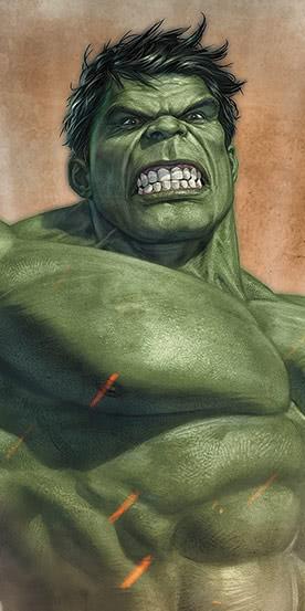 Hulk Fototapeten