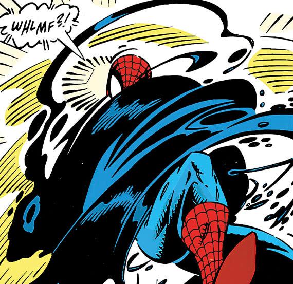 Spider-Man Fototapeten