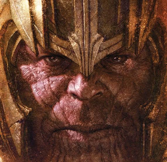 Thanos Fototapeten