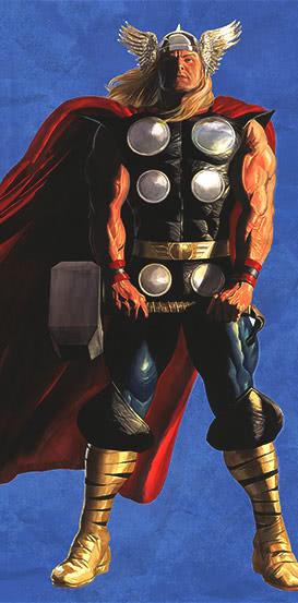 Thor Fototapeten