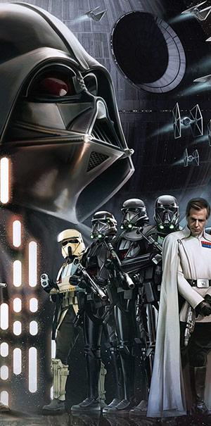 Komar Fototapete Star Wars Darth Vader