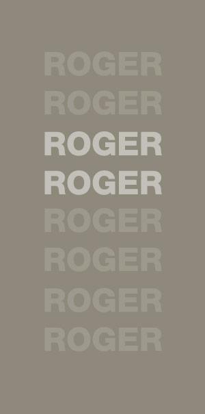 Komar Fototapete Star Wars Droiden Roger Roger