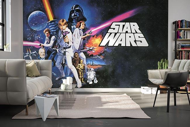Star Wars Classic Fototapete