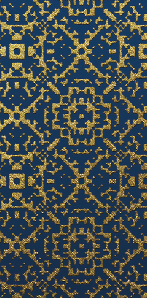 Abtauchen in blaue Herbstwelten mit Komar Tapeten