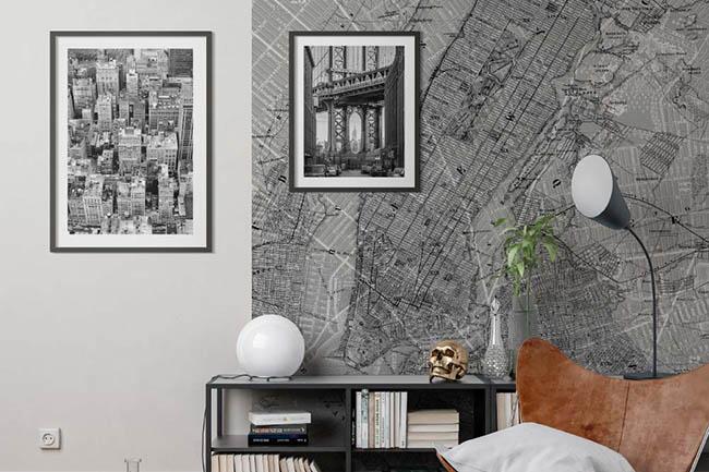 Big City Life: Wandbilder mit Städten und Metropolen