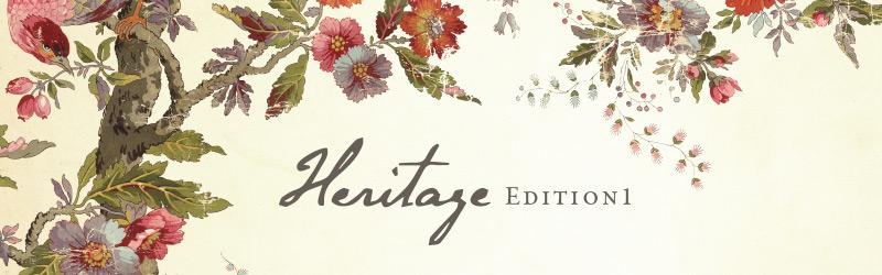 Heritage Edition 1 - Wenn Wände Geschichten erzählen