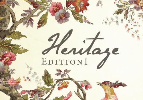 Heritage Edition 1 - Quand les murs racontent une histoire