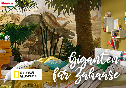 National Geographic-Dinosaurier