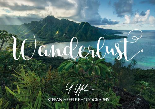 Stefan Hefele - Wanderlust