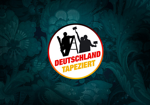 Deutschland tapeziert